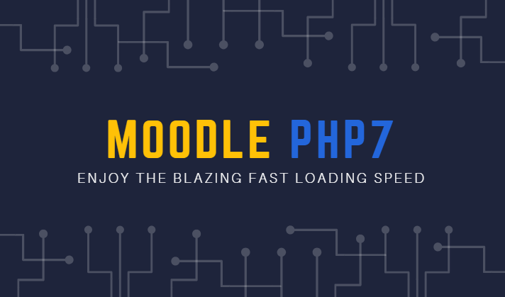 Moodle and PHP 7 – Impact on speed and efficiency