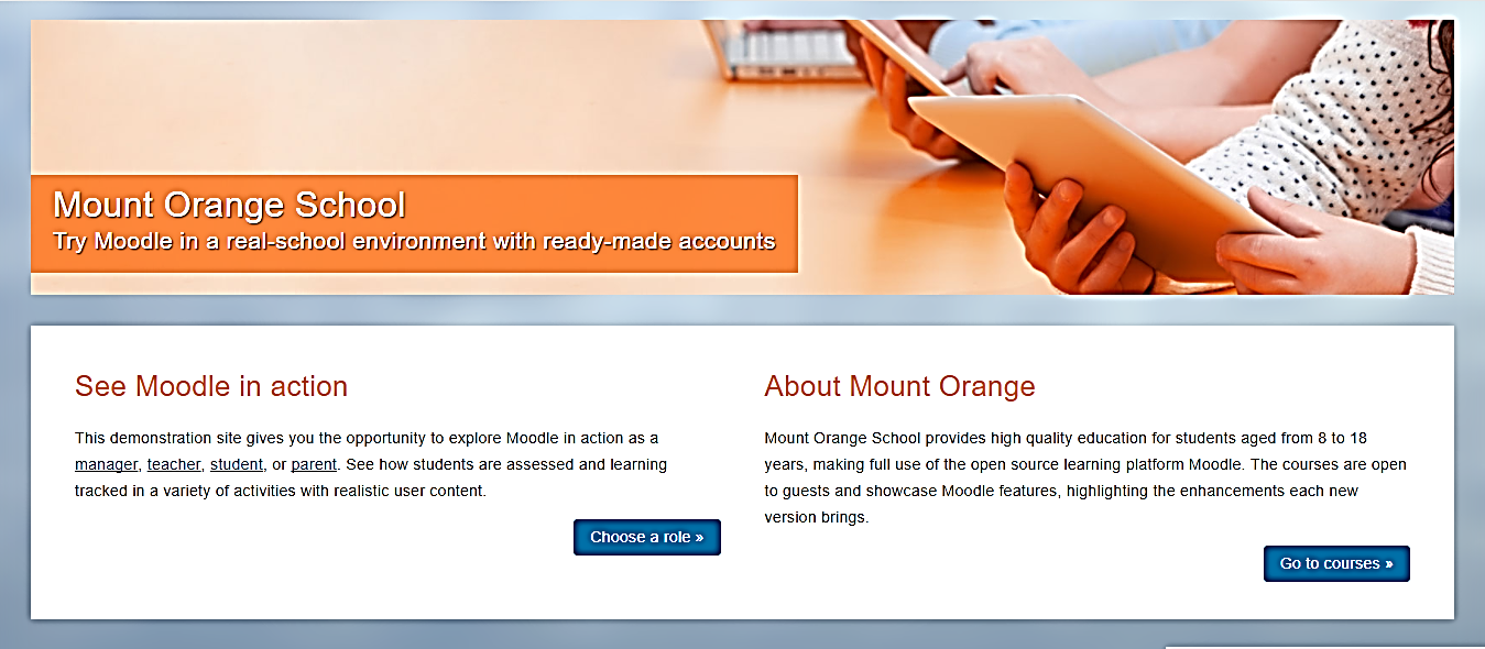 Moodle Demo – Try It For Free In Three Different Ways