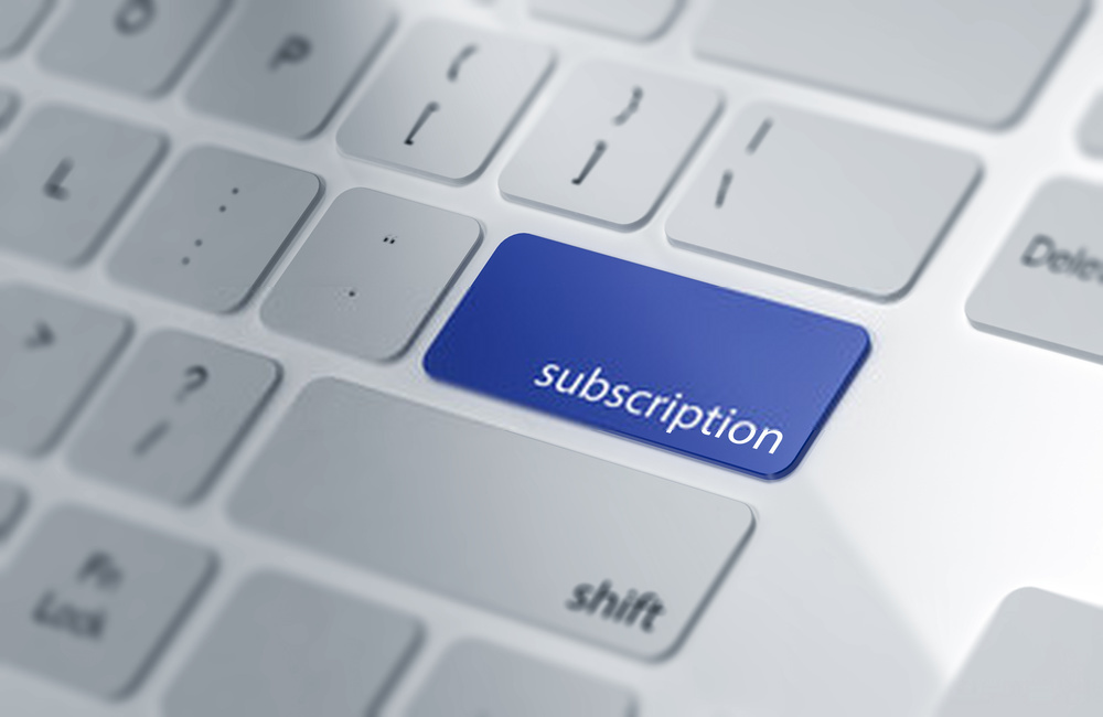 Subscription based courses in Moodle LMS